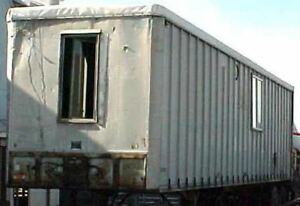 1985 Freuhauf Office Storage Trailer 71386 010 1833163