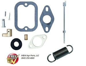 Governor Rebuild Kit Ih Farmall M Mv I6 O6 Os6 T6 400 450 Super M Mta Mv Tractor