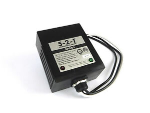 5 2 1 Spd60 Surge Protector 120 240v Rated Up To 60 000 Amps