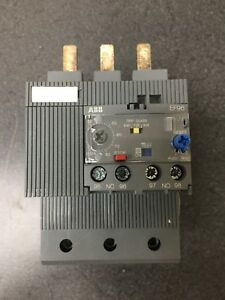 Abb Ef96 100 Electronic Overload Relay
