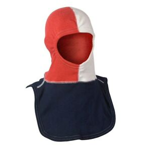 Majestic Pac Ii Nomex Blend Patriot Fire Hood