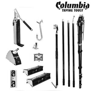 Columbia 10 And 12 Full Set W Predator Taper Upgrade New