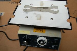 Lab line Titer Plate Plates Shaker Mixer Culture Variable Speed Orbital Xxc