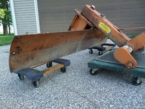 Woods 3 Point Hitch Attachment 72 6 Rear Scraper Blade Tractor Farm Dirt Ind