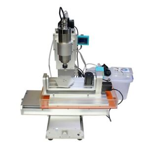 5 Axis 2200w Spindle 3040 Cnc Engraving Drilling Milling Machine Router Table