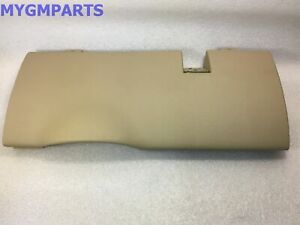 Tahoe Yukon Escalade Tan Dash Knee Bolster Panel 2007 2009 New Oem Gm 15856686