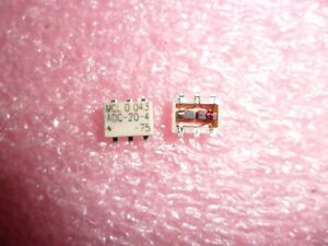 Adc 20 4 75 Directional Coupler 75 Ohm 20db 5 1250 Mhz 6 Pin Smt lot Of 1