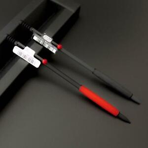 Red Dot Design Metal Body 0 5mm Mechanical Pencil 0 7mm Oil Ballpoint Pen