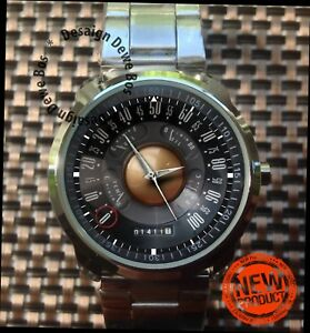 Vintage 1951 Ford Victoria Coupe Speedometer Classic Car Watches