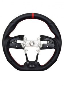 10th Gen Honda Civic 16 18 Cipher Auto Handkraftd Performance Steering Wheel