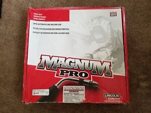 Lincoln Electric K2952 2 Magnum Pro Curve 400 Welding Gun 400a 15ft Cable