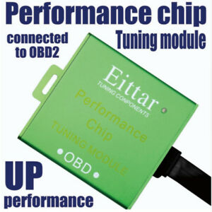 Car Obd 2 Obdii Performance Chip Tuning Module For Volkswagen Vw Clasico 2010