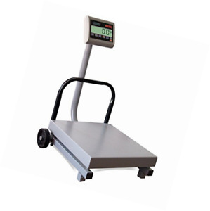 Torrey Fs250 500 Digital Receiving Scale Rechargeable Battery Robust Steel Con