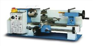 7 Swg 11 8 Cc Baileigh Pl 712vs Engine Lathe 110v Variable Speed Bench Top La