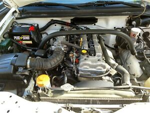 2001 Chevrolet Tracker 2 0 Cylinder New Head With Engine
