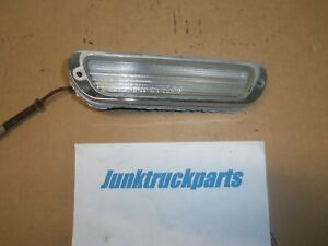 Oem Ford Truck Rear Cargo Bed Cab Light With Lens 1973 1979