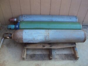 Welding Cylinder Tank One Bottle For Co2 57 Length