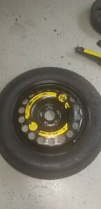2009 Mercedes Benz Ml 350 Spare Tire