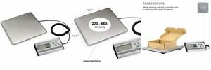 Smart Weigh Digital Heavy Duty Shipping And Postal Scale With Durable