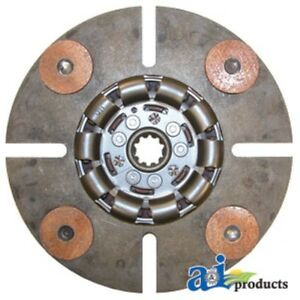 384633r91 Clutch Disc For International Tractor 300 330 340 350 460 504