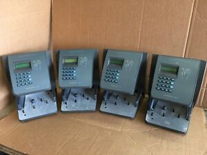 Lot Of 4 Schlage Hp 2k Handpunch 2000 Recognition Systems Biometric Reader