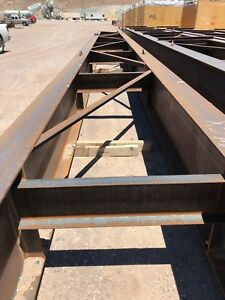 Used Steel I Beams