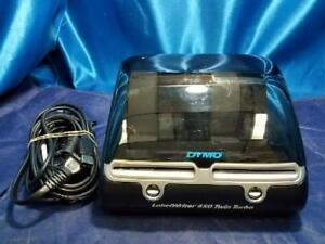 Dymo Labelwriter 450 Twin Turbo Thermal Label Printer Model 1750160 ap1046192