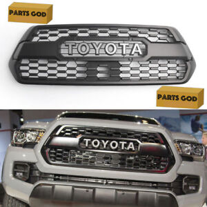 For Tacoma Trd Pro Grill 2016 2019