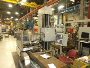 4 33 Wotan rapid O Cnc Table type Horizontal Boring Mill 27117