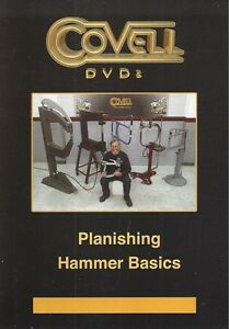 Planishing Hammer Basics Covell Sheet Metal Fabrication Auto Body English Wheel