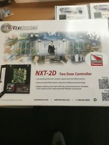 Keri Systems Nxt 2d Netxtreme 2 Door Tcp ip Controller
