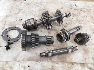 1948 Allis Chalmers Wd Complete Transmission Nice Antique Tractor
