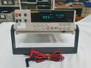Hp Agilent_34401a Digital Multimeter 6 5 Digit