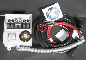 Reliance 31406c Pro tran Transfer Switch With Meter 60 30 Amp 125 250 Volt Ac