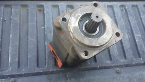 Parker Hydraulic Grear Pump Pgp365 Pgm365 322 9115 201