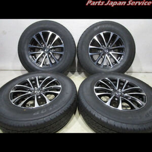 Wheels And Tires Weds Right Clear Jp h 15 Inch