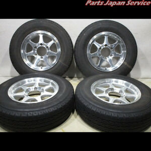 Wheels And Tires Unknown 4wd Wheel 15 Inches
