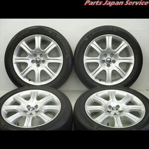 Wheels And Tires Jaguar Xj8 Genuine 18 Inches