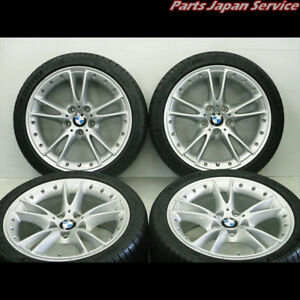 Wheels And Tires Bmw Z4 E89 Genuine Op V Spoke Styling 294 18 Inches