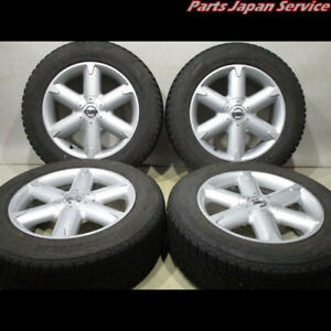 Wheels And Tires Nissan Murano Genuine 18 Inches