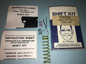 Transgo Sk425 Shift Kit For Th425 Cadillac Eldorado And 1964 Only Th400