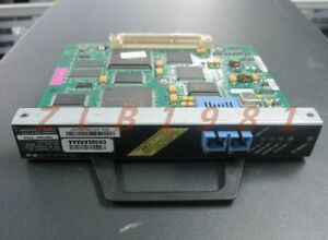 One Used Cisco Pa a6 oc3smi Interface Card