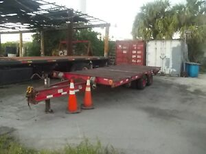 equipment Trailer 10 Ton