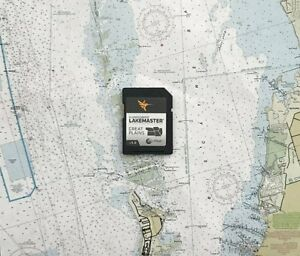 Humminbird 600017-2 Lake Master Chart Great Plains SD