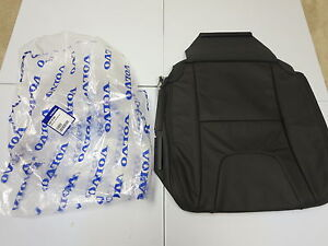 New Volvo Oem 2013 2014 S60 Seat Cover Factory Stock Leather Bottom