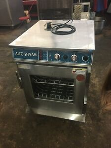 Alto Sham Undercounter Cook And Hold Smoker Oven Model 767 sk used Works Great