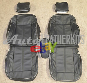 2006 2008 Hummer H3 Leather Seat Upholstery Covers Katzkin New