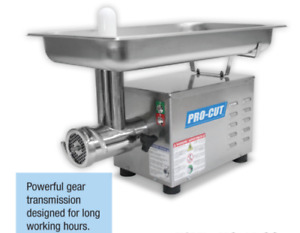 Brand New Pro cut Kg 12 ss Meat Grinder