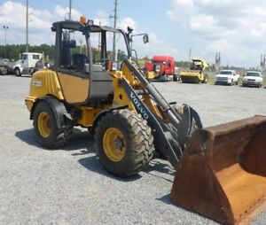 2012 Volvo L25fp 4x4 Compact Wheel Loader Coming Soon