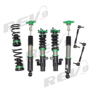 Rev9 Power Hyper Street 2 Coilovers Lowering Suspension For Mazda3 Speed3 10 13